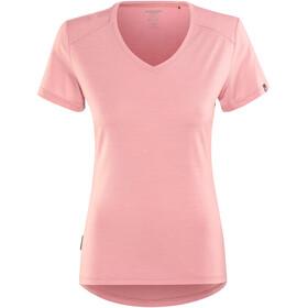 Mammut Alvra Shortsleeve Shirt Women pink